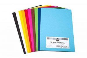grande feuille de couleur TOP 4 image 0 produit