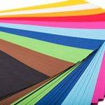 grande feuille de couleur TOP 6 image 2 produit