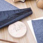 Graphite papier transfert de carbone, Nexlook 50feuilles 22,9x 33cm papier calque pour bois, papier, Art de Toile, EN MÉTAL laqué et d'autres surfaces [Noir] de la marque Nexlook image 4 produit