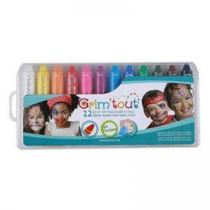 Grim'tout Gt41883 - Boîte De 12 Sticks De Maquillage de la marque Grim'tout image 0 produit