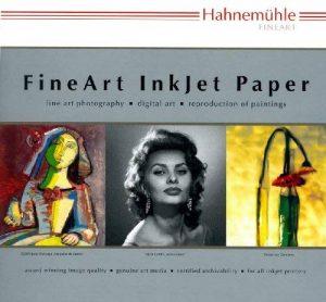 Hahnemühle 10640304Digital Fine Art Sample Pack, textured, structure mat, 210x 297mm, de la marque Hahnemühle image 0 produit