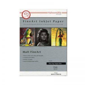 Hahnemühle Digital Fine Art Photo Rag Papier, 310g/m² 420 x 594 mm Blanc clair de la marque Hahnemühle image 0 produit