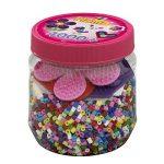 Hama 2051 - Loisirs Créatifs - Pot 4000 Perles à Repasser + 3 Plaques - Taille Midi de la marque Hama image 1 produit