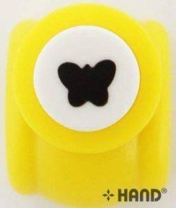 HAND Poinçon de Papier Artisanal - Forme Papillon de la marque HAND image 0 produit