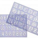 Helix 30 mm Lot de 2 pochoirs vieille Angleterre H28010 de la marque Helix image 1 produit