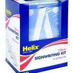Helix Pochoirs lettres 150 mm de la marque Helix image 1 produit