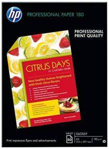 Hp C6818A Papier Glacé Professionnel 50 pages de la marque HP image 0 produit