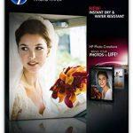 HP CR673A Papier photo premium plus A4 Semi-Brillant de la marque HP image 1 produit