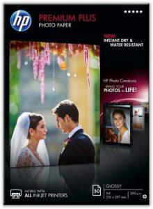 HP Cr674a HP Prem papier A450brillant de la marque HP image 0 produit