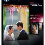 HP Cr674a HP Prem papier A450brillant de la marque HP image 3 produit