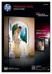 HP CR675A Papier photo premium plus A3 Brillant de la marque HP image 0 produit