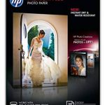 HP CR676A Papier photo premium plus 13 x 18 Brillant de la marque HP image 1 produit