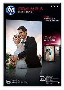 HP CR677A Papier photo premium plus 10 x 15 Brillant de la marque HP image 0 produit