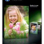 HP CR757A Papier photo 100 feuilles 200 g 10 x 15 cm Brillant de la marque HP image 1 produit
