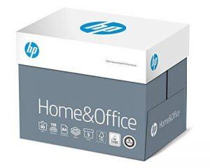 HP Home & Office Paper CHP150/58666 Papier pour impression/photocopie A4, 500 feuilles, Lot de 5 de la marque HP image 0 produit