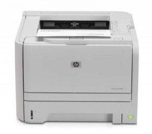 HP LJ P2035 CE461A Imprimante laser 16 Mo Blanc de la marque HP image 0 produit