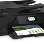 HP OfficeJet 6950Imprimante Multifonction jet d'encre Noir/Blanc (16 ppm, 4800 x 1200 ppp, Wifi, Impression mobile, Fax, Instant Ink) de la marque HP image 4 produit
