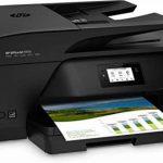 HP OfficeJet Imprimante tout-en-un Instant Ink Ready noir noir 0.0 de la marque HP image 1 produit