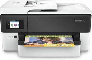 HP Officejet Pro 7720 Imprimante multifonctions A3 Jet d'encre (22ppm, 4800x1200 ppp, Wifi/Ethernet/USB) de la marque HP image 0 produit