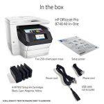 HP Officejet Pro 8740 de la marque HP image 4 produit