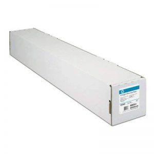 HP Rouleau Papier traceur Jet d'encre 420 mm x 45,7 m 90g Blanc Brillant de la marque HP image 0 produit