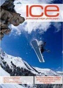 Ice 230g/m² 100feuilles A4double face brillant/mat de la marque Photo Paper image 0 produit