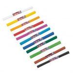 Idena 60019 papier crépon, 50 x 250 cm-lot de 10 rouleaux de papier crépon orange de la marque Idena image 2 produit