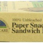 If You Care 48Sacs à sandwich et goûter Papier (Lot de 6, 288Sacs au total) de la marque CARE OF YOU image 4 produit
