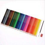 iiinsixfr 48 couleurs crayon de couleur soluble dans l'eau ensemble art peinture dédié croquis crayon de la marque iiinsixfr image 2 produit