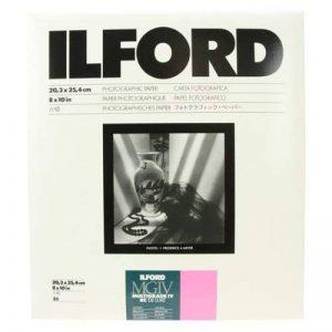 Ilford 1770306 Papier Photo 20,3 x 25,4 cm 25 feuilles de la marque Ilford image 0 produit