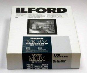 Ilford 1770955 Papier Photo 10,5 x 14,8 cm 100 feuilles de la marque Ilford image 0 produit