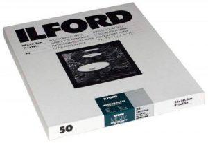 Ilford 1771477 Papier Photo 24 x 30,5 cm 50 feuilles de la marque Ilford image 0 produit