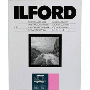 Ilford Photo Papier 17,8 x 24,0 cm 25 feuilles Brillant de la marque Ilford image 0 produit