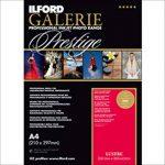 Ilford Prestige Lustre Lot de 100feuilles de papier photographique 13x18cm 260g de la marque Ilford image 2 produit