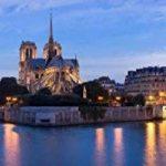 Impression panoramique de la cathédrale Notre-Dame de Paris sur papier d'art Hahnemühle Photo Rag® 308 g/m², photographie d'art originale de David Briard en édition limitée à 30 exemplaires de la marque David Briard Photographer image 2 produit