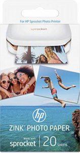 impression papier photo imprimante hp TOP 10 image 0 produit