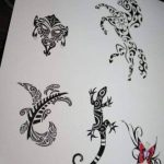Imprimante à laser Papier Transfert Tatouage Decalcomanie - Décalco Tattoo 5 A4 de la marque Mr Decal Paper image 4 produit