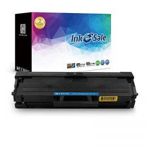 INK E-SALE Compatible Cartouches d'encre Samsung MLT-D111S pour Samsung Xpress M2070, M2070W, M2070W, M2022, M2022W, M2020, M2020W, M2070FW - (Noire, 1,000 Pages, 1 Paquet) de la marque INK-E-SALE image 0 produit