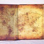 Journal Album Chouette 200pages carnet en cuir avec fermeture Diary livre en cuir Poésie de la marque Atelier Bebek image 4 produit