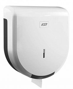 Jvd - Distributeur de Papier Hygiénique Rouleau Jumbo - ABS Blanc de la marque Jvd image 0 produit