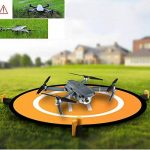 Kingwon 55cm Drone Landing Pad Déplier Diamètre 21.65 pouces Héliport Pliable Hélicoptère piste d'atterrissage pour DJI Mavic Pro, DJI Mavic Air, DJI Spark, DJI TELLO, GoPro Karma, Xiaomi Mi accessoires de la marque Kingwon image 1 produit