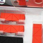 """Kit Origami 3D Dragon / Dragon 490 Pcs. - Carton """"PRE-SIGNÉ"""" Pour Cintrage Facile Pari A 1/32 Sur Base A4 DVD-Tutorial En Italien et Anglais - Niveau Difficile - Made In Italy de la marque Ying 3D Origami image 2 produit"""