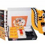 Kit Origami 3d écureuil/Squirrel – 616 de fils de Papier cartonné égal à 1/32 sur base A4 + DVD video-tutorial en italien & anglais – niveau difficile de la marque Ying 3D Origami image 4 produit
