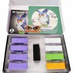 Kit Origami 3d Hibou/Owl – 636 de fils de Papier cartonné égal à 1/32 sur base A4 + DVD video-tutorial en italien & anglais – niveau difficile de la marque Ying 3D Origami image 1 produit