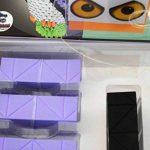 Kit Origami 3d Hibou/Owl – 636 de fils de Papier cartonné égal à 1/32 sur base A4 + DVD video-tutorial en italien & anglais – niveau difficile de la marque Ying 3D Origami image 2 produit