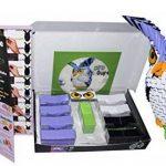 Kit Origami 3d Hibou/Owl – 636 de fils de Papier cartonné égal à 1/32 sur base A4 + DVD video-tutorial en italien & anglais – niveau difficile de la marque Ying 3D Origami image 4 produit