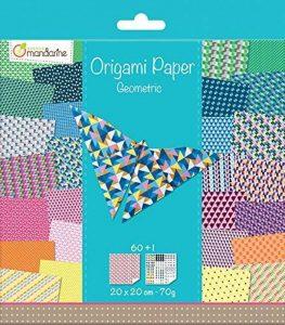 kit papier origami TOP 4 image 0 produit