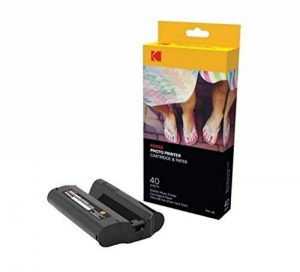 Kodak KPHC-40 Papier de rechange pour Imprimante Blanc de la marque Kodak image 0 produit
