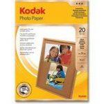 Kodak Photo Paper 10x15 60 sheets, 3937224 de la marque Kodak image 1 produit