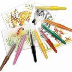Lansay 23527 - Kit De Loisirs Créatifs - Blopens Set D'activité Animaux de la marque Lansay image 1 produit